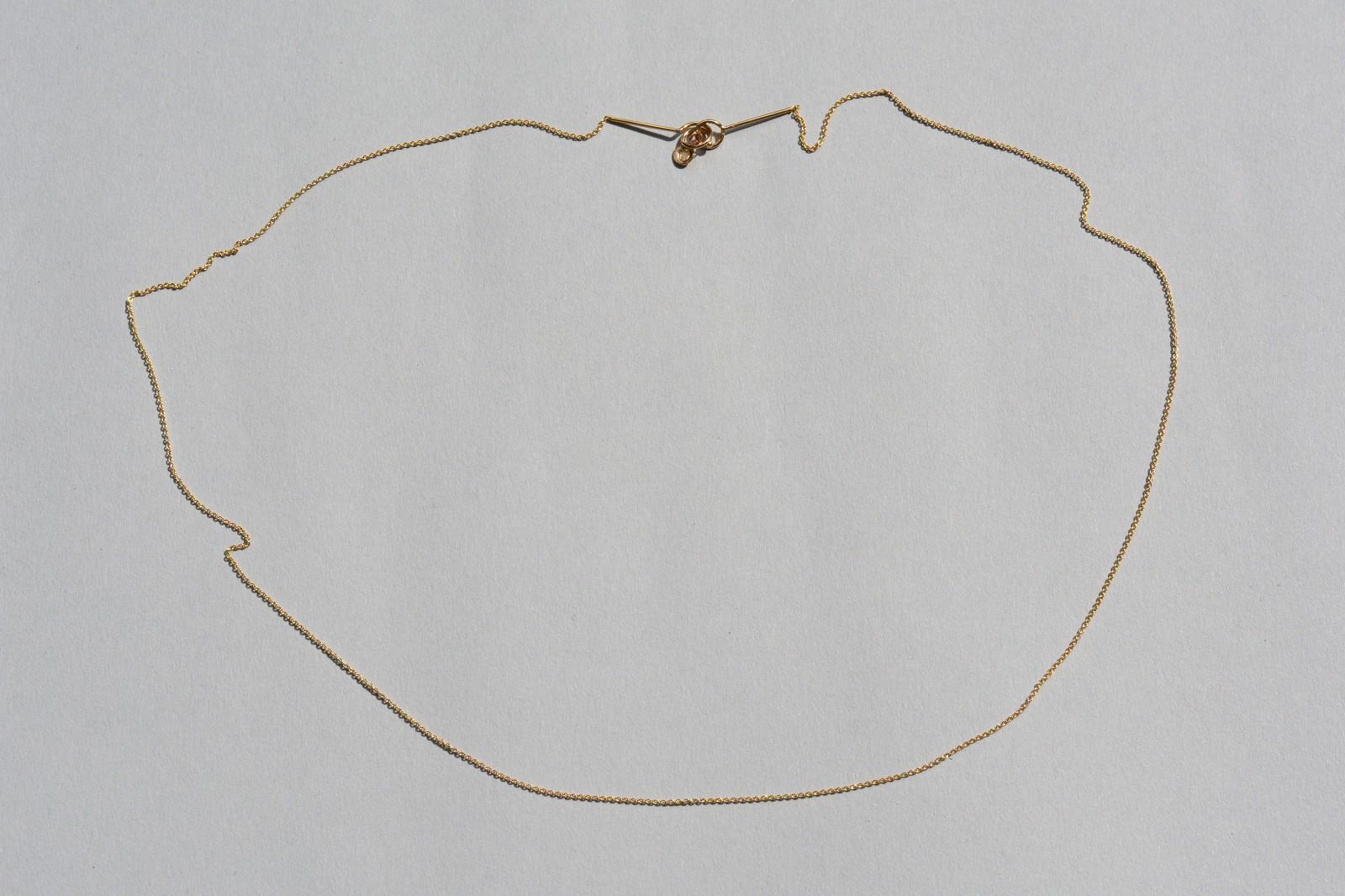 Ultrafine necklace · Saskia Diez