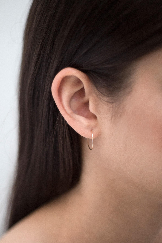 Wire Earrings 183 Saskia Diez