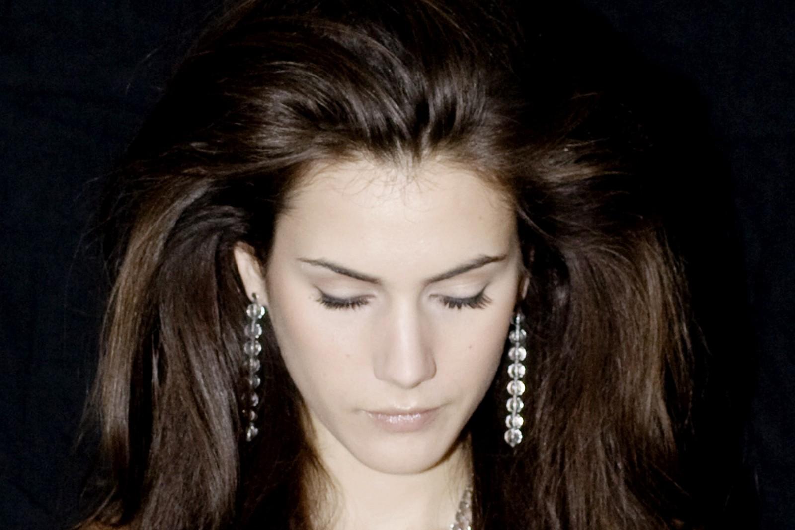 Crystal Earrings 183 Saskia Diez