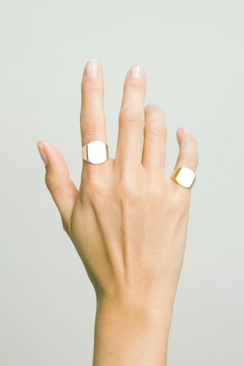 Signet Ring 183 Saskia Diez