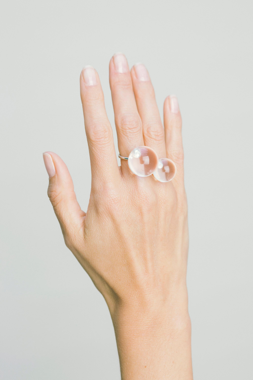Crystal Rings 183 Saskia Diez